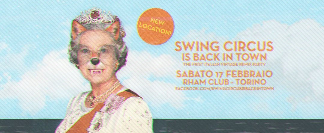 SAB 17/2 – Swing Circus is back in Town!