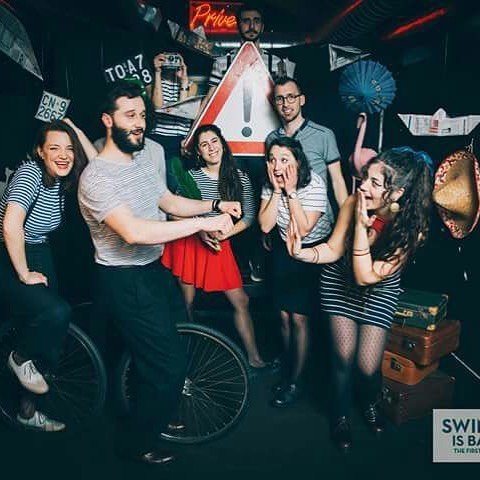VEN 23/3 – Swing circus is back in Town