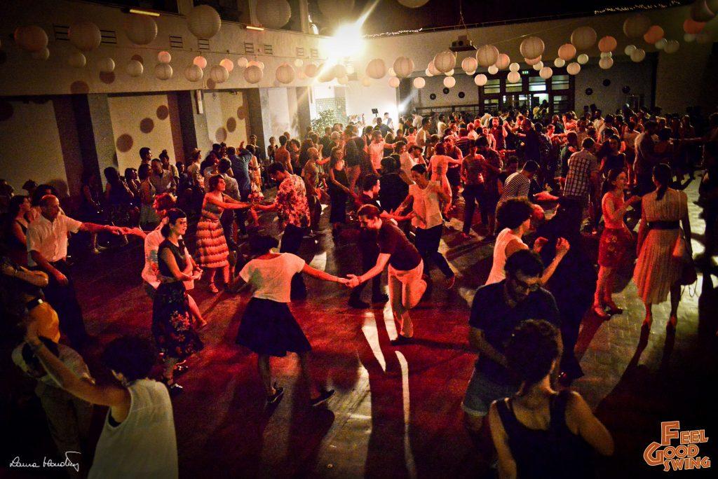 Dancefloor Swing - Foto di Laura Mondini
