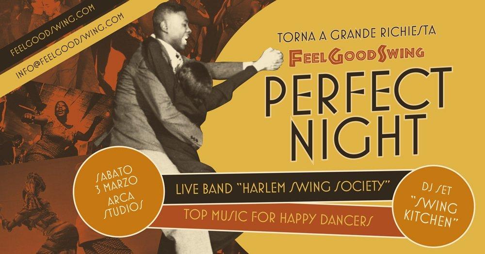 Concerto degli Harlem Swing Society