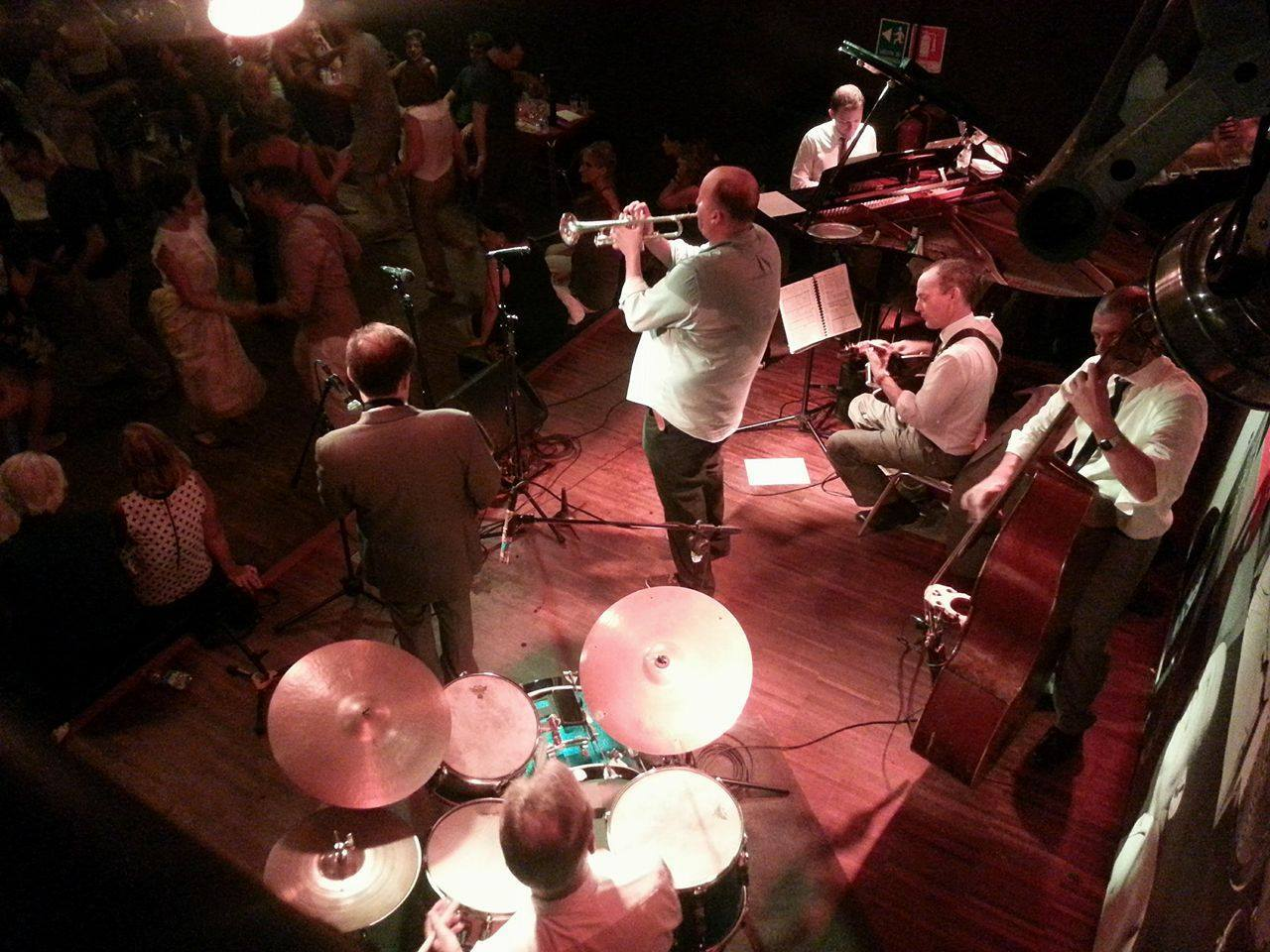 Concerto Swing al Jazz Club Torino