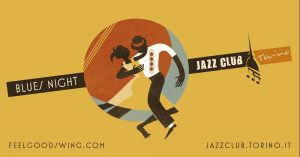 Serata Blues al Jazz Club Torino