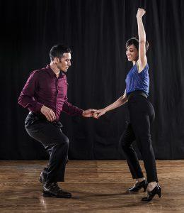 Corsi di Blues Dance con Chiara Silvestro e Alessandro Rossi