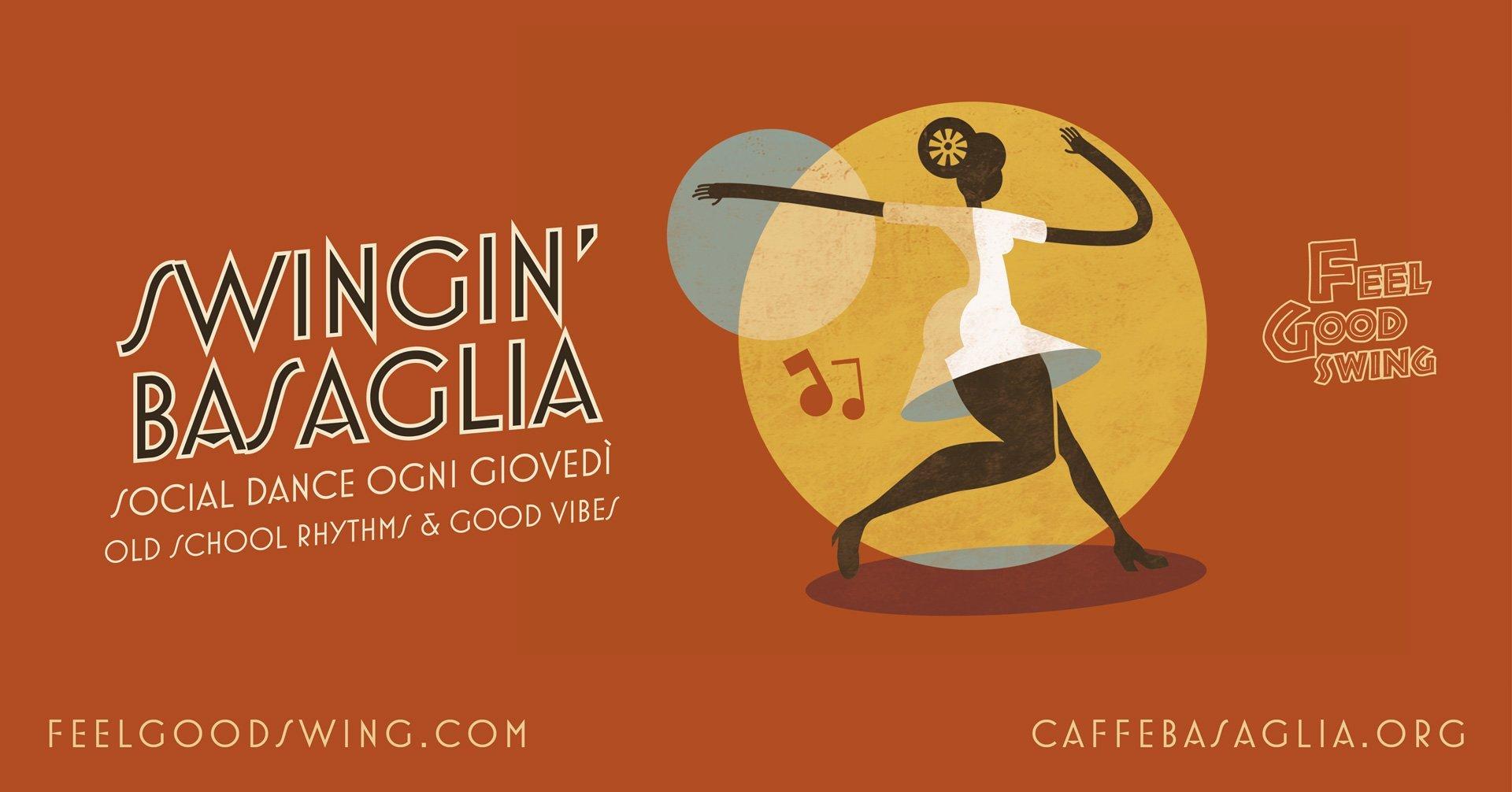 Swingin'Basaglia - Petite Swingin'Basaglia - La scoail dance del giovedi