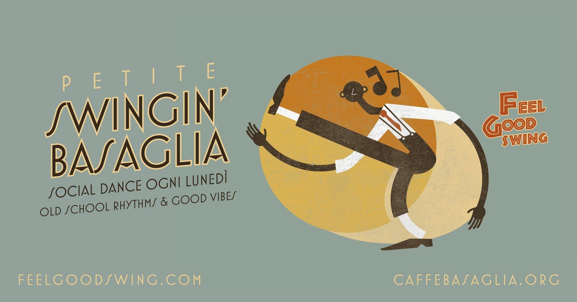 Petite Swingin'Basaglia - La scoail dance del lunedì