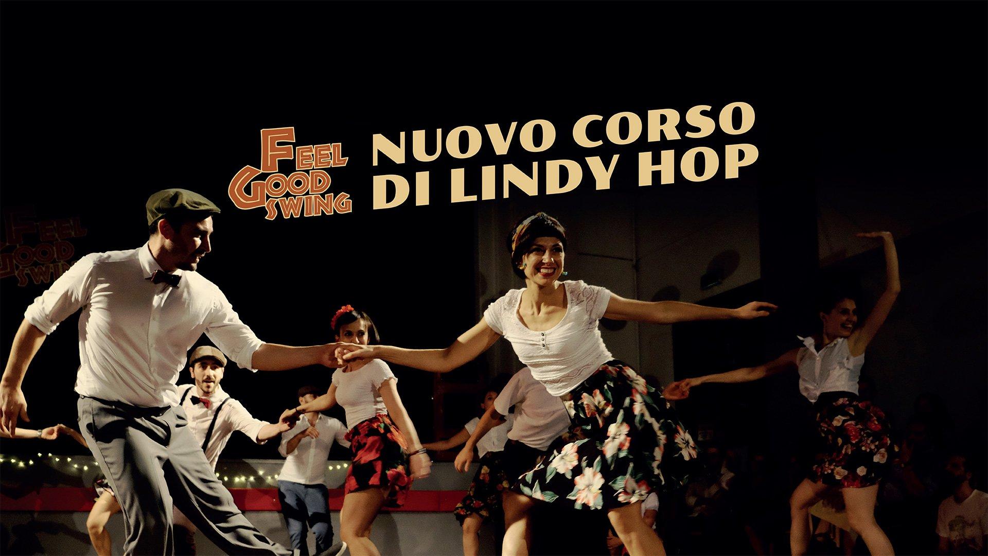 Nuovo corso di Lindy Hop