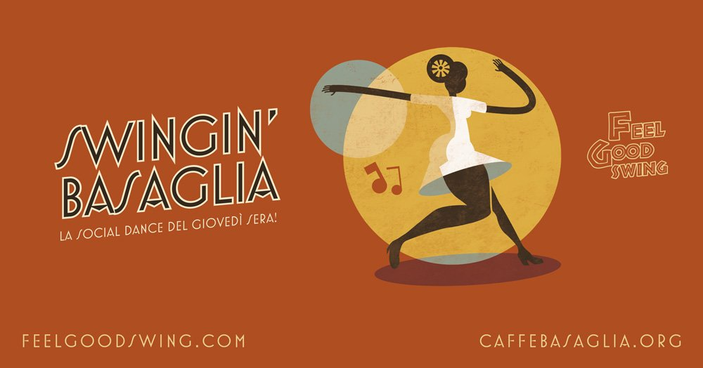 Swing al Caffè Basaglia