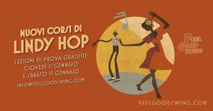 Nuovi Corsi di Lindy Hop