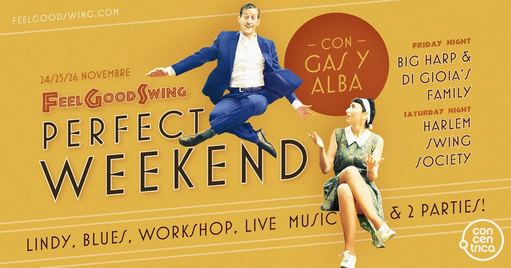 Workshop di Lindy Hop