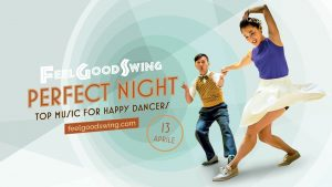 Lindy Hop Night - Jessica e Nalla dalla Corea