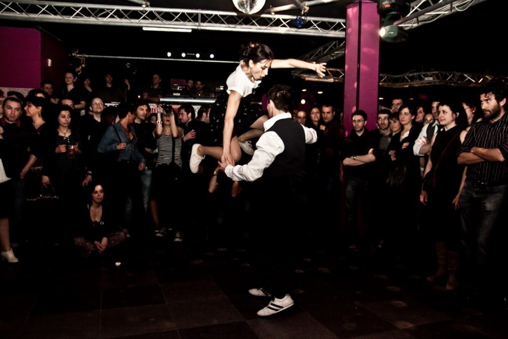 Lindy Hop Showcase 2011
