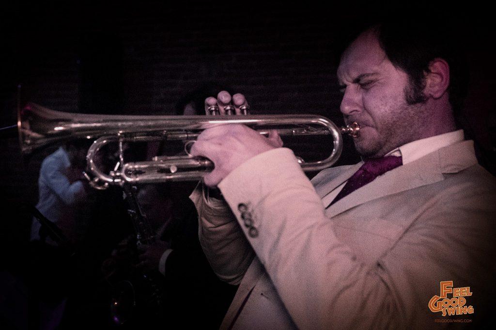 Trumpet - Foto di Mario Ruggero