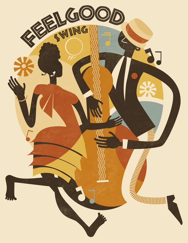 Feel Good Swing - Charleston, Lindy Hop, Vinage Jazz e Swing a Torino