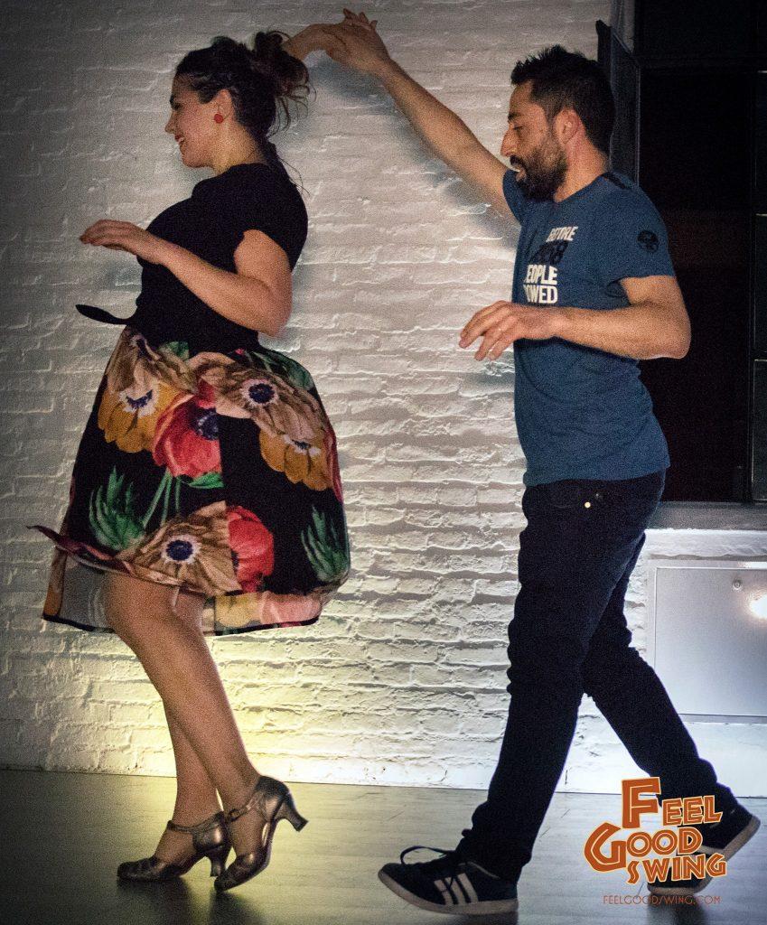 Lindy Hop - Foto di Mario Ruggero