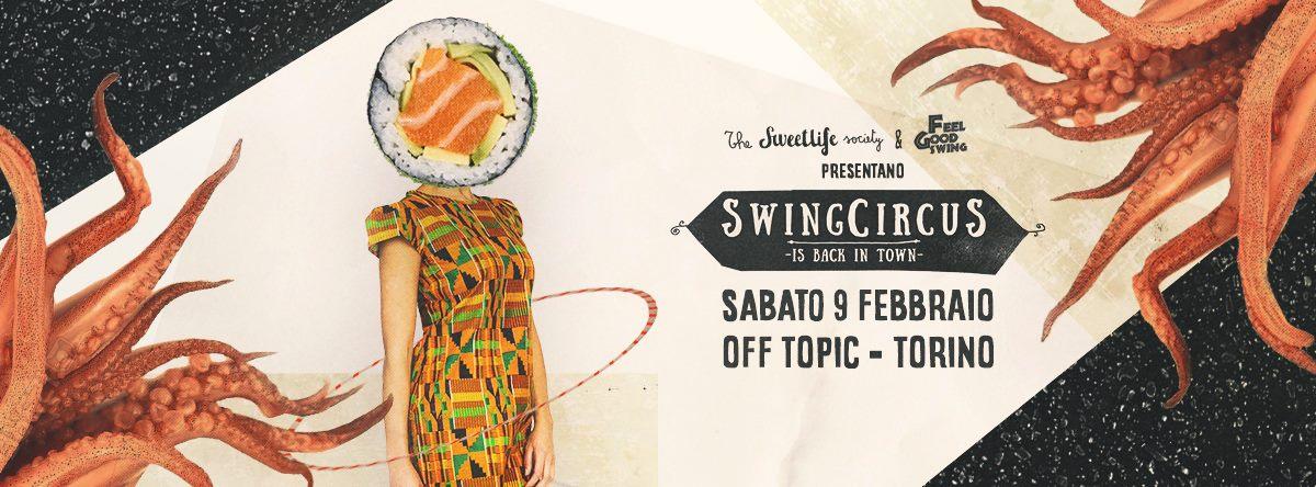 Swing Circus - Febbraio 2019