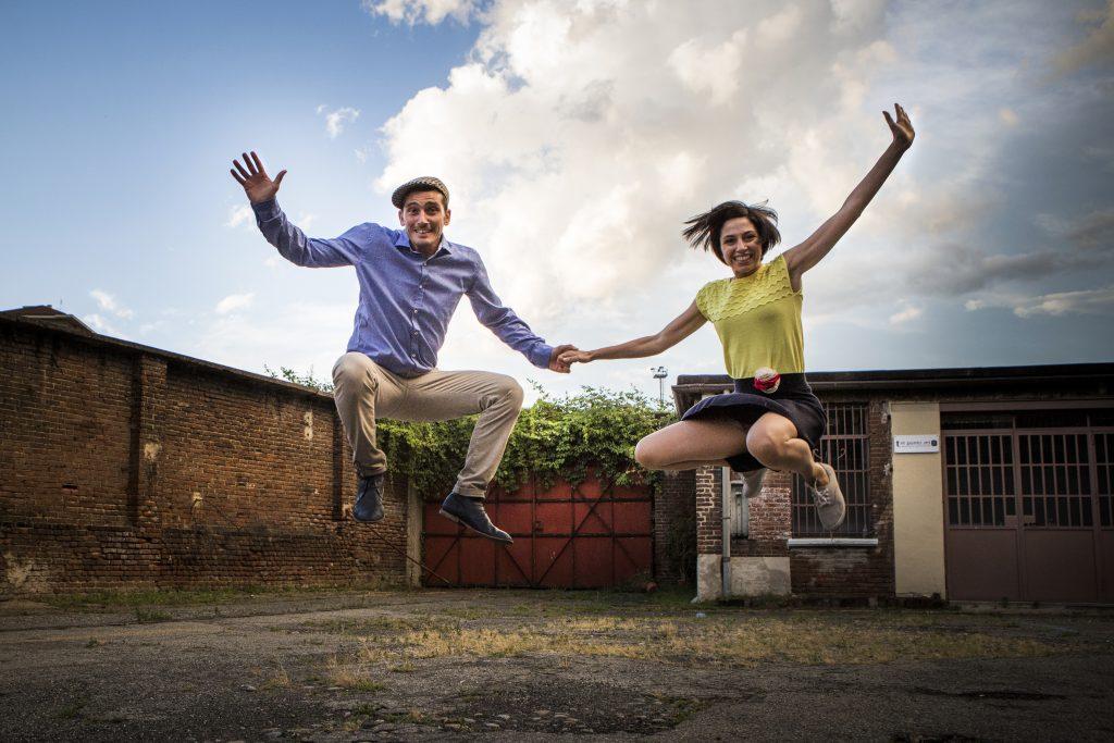 Lindy Jump - Foto di Diana Bagnoli